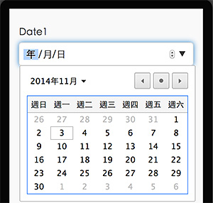 CHAPTER 4 -  EZoApp jQuery Mobile 元件